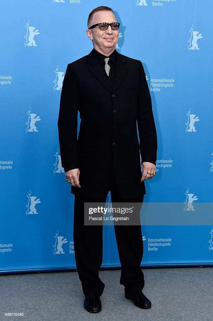 Actor Bruce LaBruce attends the 'Boris without Beatrice' (Boris sans Beatrice) photo call during the 66th Berlinale International Film Festival Berlin at Grand Hyatt Hotel on February 12, 2016 in Berlin, Germany.