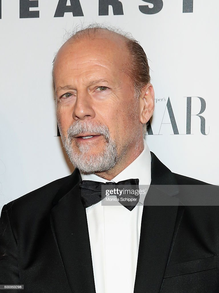 Actor <a gi-track='captionPersonalityLinkClicked' href=/galleries/search?phrase=Bruce+Willis&family=editorial&specificpeople=202185 ng-click='$event.stopPropagation()'>Bruce Willis</a> attends 'An Evening Honoring Valentino' Lincoln Center Corporate Fund Gala - Inside Arrivals at Alice Tully Hall at Lincoln Center on December 7, 2015 in New York City.