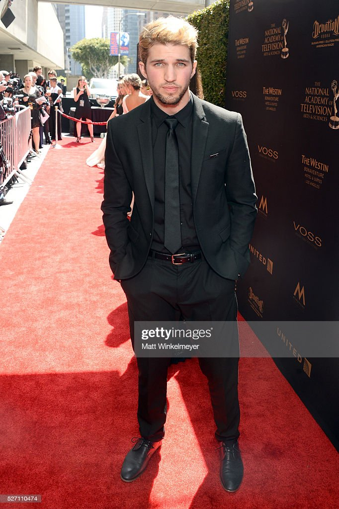 Actor <a gi-track='captionPersonalityLinkClicked' href=/galleries/search?phrase=Bryan+Craig&family=editorial&specificpeople=8088252 ng-click='$event.stopPropagation()'>Bryan Craig</a> walks the red carpet at the 43rd Annual Daytime Emmy Awards at the Westin Bonaventure Hotel on May 1, 2016 in Los Angeles, California.