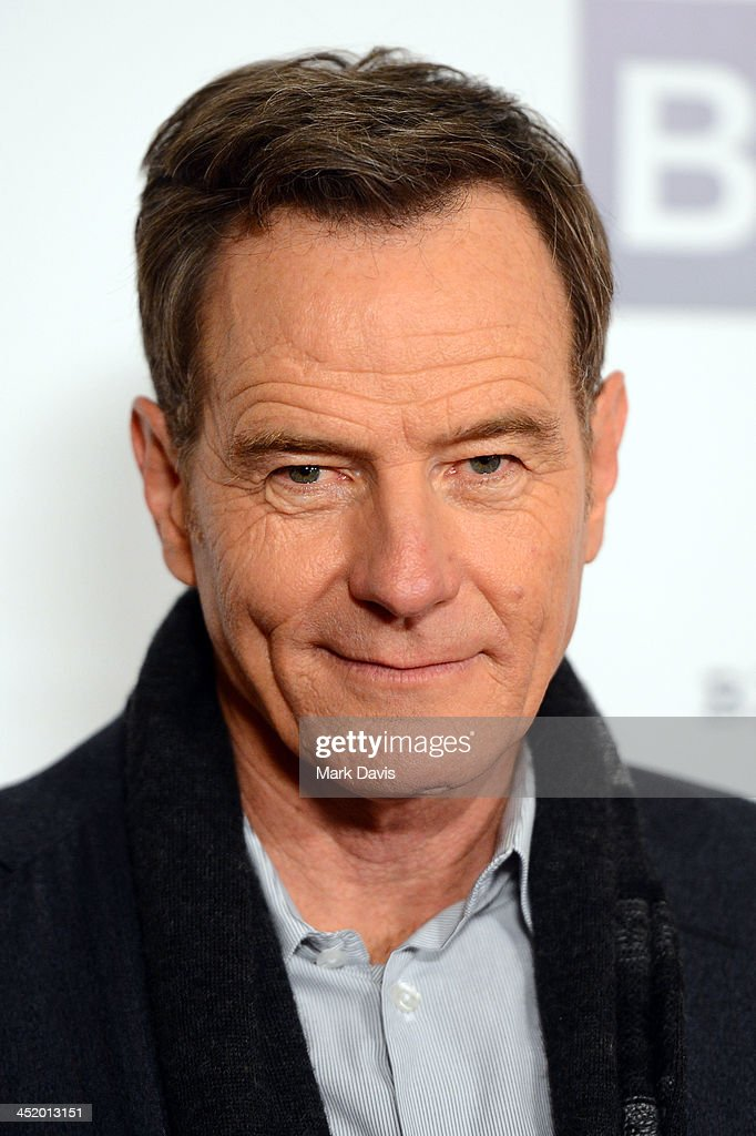 Actor <a gi-track='captionPersonalityLinkClicked' href=/galleries/search?phrase=Bryan+Cranston&family=editorial&specificpeople=217768 ng-click='$event.stopPropagation()'>Bryan Cranston</a> arrives at the screening of 'No Half Measures: Creating The Final Season Of Breaking Bad' DVD Launch at Pacific Theatres at the Grove on November 25, 2013 in Los Angeles, California.