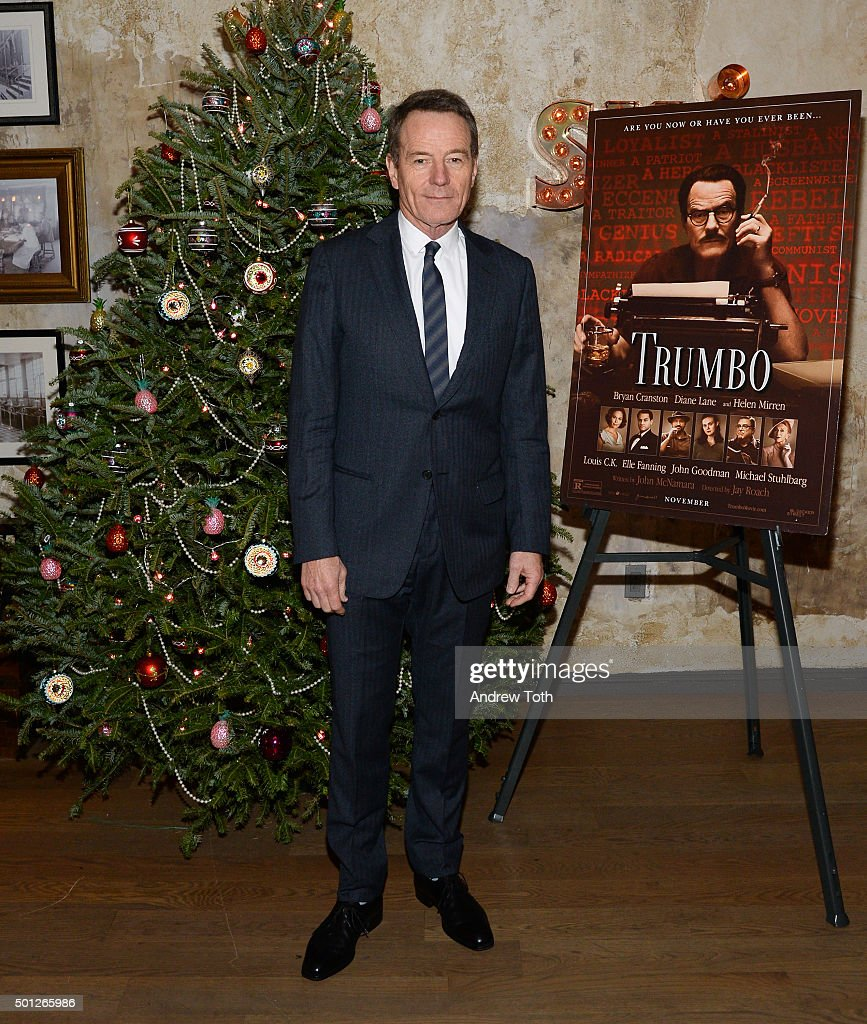 Actor <a gi-track='captionPersonalityLinkClicked' href=/galleries/search?phrase=Bryan+Cranston&family=editorial&specificpeople=217768 ng-click='$event.stopPropagation()'>Bryan Cranston</a> attends a celebration for <a gi-track='captionPersonalityLinkClicked' href=/galleries/search?phrase=Bryan+Cranston&family=editorial&specificpeople=217768 ng-click='$event.stopPropagation()'>Bryan Cranston</a> at House of Elyx on December 13, 2015 in New York City.