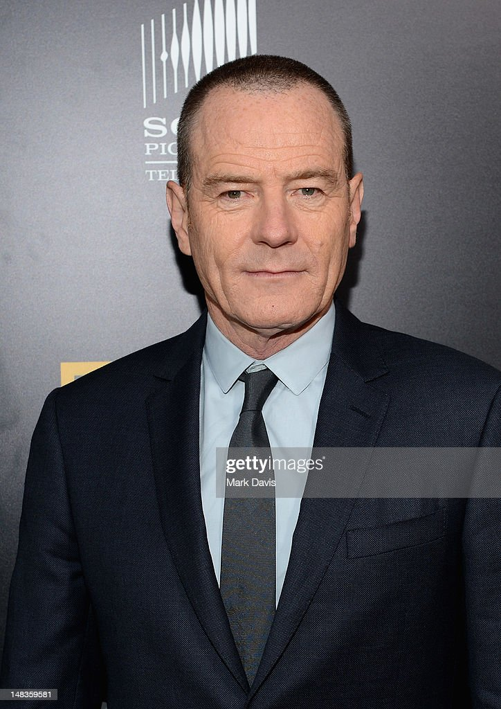 Actor <a gi-track='captionPersonalityLinkClicked' href=/galleries/search?phrase=Bryan+Cranston&family=editorial&specificpeople=217768 ng-click='$event.stopPropagation()'>Bryan Cranston</a> attends AMC's 'Breaking Bad' Season 5 Premiere during Comic-Con International 2012 at Reading Cinemas Gaslamp on July 14, 2012 in San Diego, California.