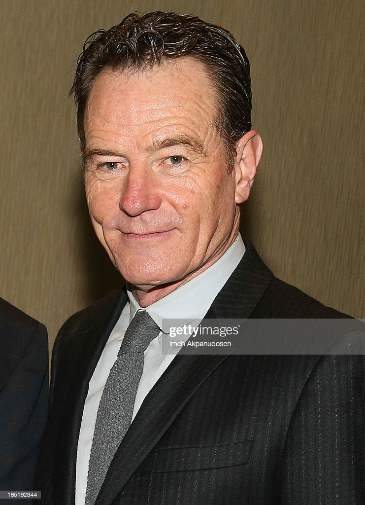 Actor <a gi-track='captionPersonalityLinkClicked' href=/galleries/search?phrase=Bryan+Cranston&family=editorial&specificpeople=217768 ng-click='$event.stopPropagation()'>Bryan Cranston</a> attends CoachArt's 9th Annual 'Gala Of Champions' at The Beverly Hilton Hotel on October 17, 2013 in Beverly Hills, California.