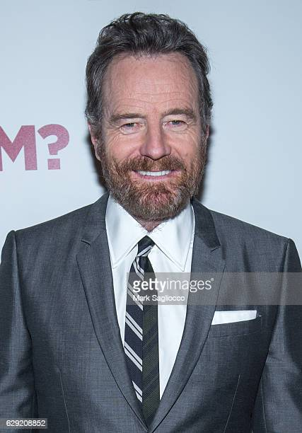 Actor Bryan Cranston attends the 20th Century Fox Special Screening Of 'Why Him' at iPic Theater on December 11 2016 in New York City