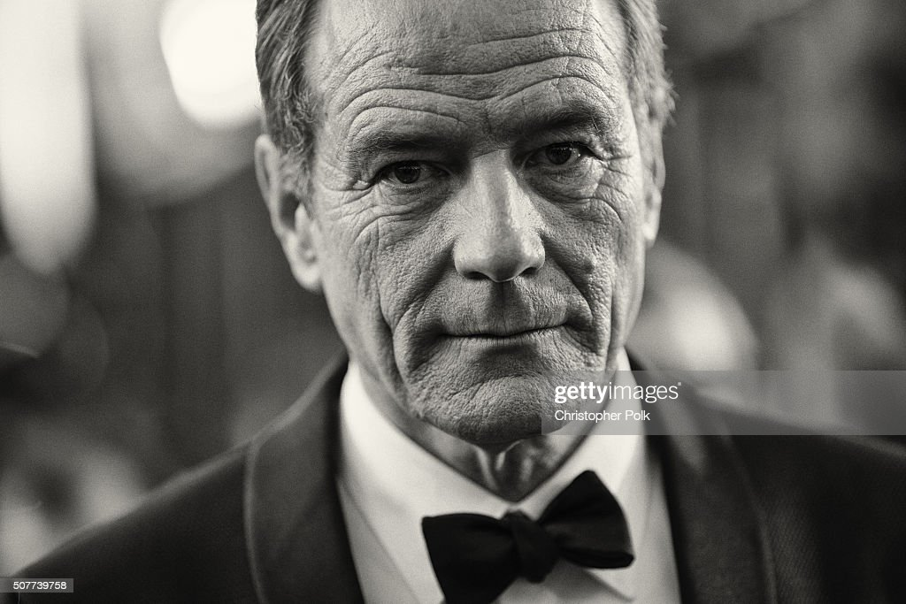 Actor <a gi-track='captionPersonalityLinkClicked' href=/galleries/search?phrase=Bryan+Cranston&family=editorial&specificpeople=217768 ng-click='$event.stopPropagation()'>Bryan Cranston</a> attends The 22nd Annual Screen Actors Guild Awards at The Shrine Auditorium on January 30, 2016 in Los Angeles, California.