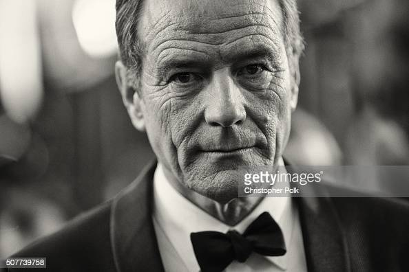 Actor Bryan Cranston attends The 22nd Annual Screen Actors Guild Awards at The Shrine Auditorium on January 30 2016 in Los Angeles California