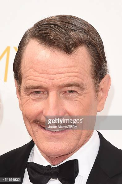 Actor Bryan Cranston attends the 66th Annual Primetime Emmy Awards held at Nokia Theatre LA Live on August 25 2014 in Los Angeles California