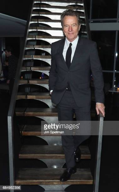 Actor Bryan Cranston attends the after party for the screening of IFC Films' 'Wakefield' hosted by The Cinema Society at Hotel on Rivington on May 18...