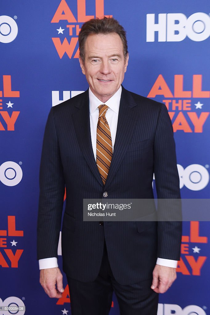 "NYC Special Screening of HBO Film ""All The Way"""