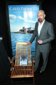 Actor Bryan Cranston attends the On3 Official Presenter Gift Lounge during the 2013 Film Independent Spirit Awards at Santa Monica Beach on February...