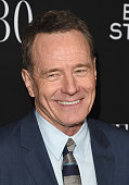 Actor Bryan Cranston attends the premiere of Bleecker Street Media's 'Trumbo' at Samuel Goldwyn Theater on October 27 2015 in Beverly Hills California