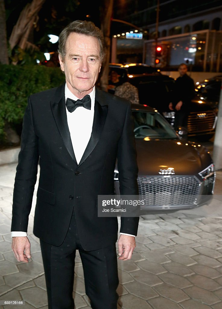 Actor Bryan Cranston attends The Weinstein Company & Netflix's SAG 2017 After Party presented by Audi at Sunset Tower Hotel on January 29, 2017 in West Hollywood, California.