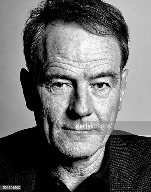 Actor Bryan Cranston is photographed at the Toronto Film Festival for Variety on September 12 2015 in Toronto Ontario Published Image