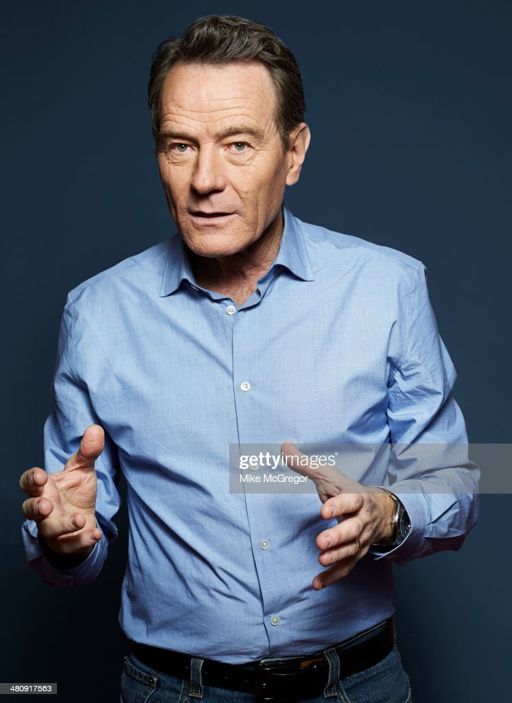 Bryan Cranston, The Guardian, March 24, 2014