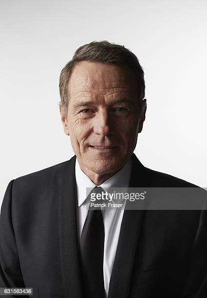 Actor Bryan Cranston poses for a portrait at the 27th Annual Palm Springs International Film Festival for The Wrap on January 2 2016 in Palm Springs...