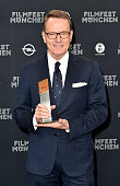 Bryan Cranston Awarded With CineMerit Award - Munich...