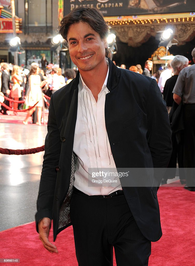 Actor Bryan Dattilo arrives at the 35th Annual Daytime Emmy Awards at the Kodak Theatre on June 20, 2008 in Los Angeles, California.