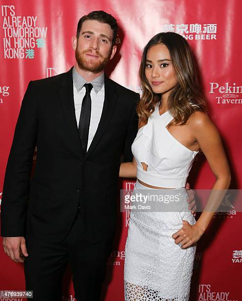 Actor Bryan Greenberg and actress Jaime Chung attend 'It's Already Tomorrow In Hong Kong' LA Film Festival premiere reception held at Peking Tavern...