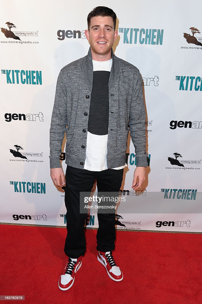 Actor <a gi-track='captionPersonalityLinkClicked' href=/galleries/search?phrase=Bryan+Greenberg&family=editorial&specificpeople=2135761 ng-click='$event.stopPropagation()'>Bryan Greenberg</a> arrives at the Los Angeles premiere of 'The Kitchen' at Laemmle NoHo 7 on March 14, 2013 in North Hollywood, California.