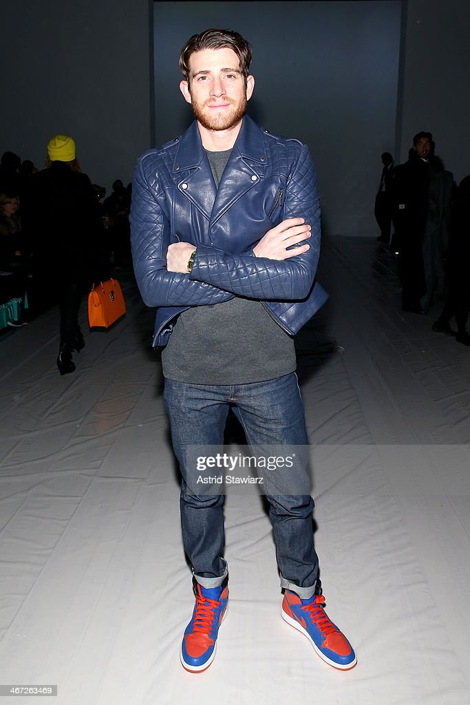 Actor <a gi-track='captionPersonalityLinkClicked' href=/galleries/search?phrase=Bryan+Greenberg&family=editorial&specificpeople=2135761 ng-click='$event.stopPropagation()'>Bryan Greenberg</a> attends Richard Chai fashion show during Mercedes-Benz Fashion Week Fall 2014 at The Salon at Lincoln Center on February 6, 2014 in New York City.