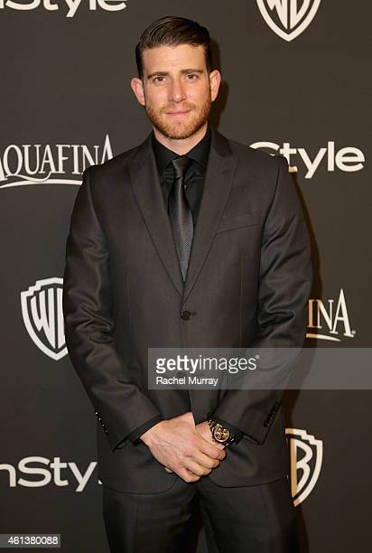 Actor Bryan Greenberg attends the 2015 InStyle And Warner Bros 72nd Annual Golden Globe Awards PostParty at The Beverly Hilton Hotel on January 11...