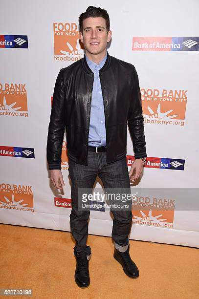 Actor Bryan Greenberg attends the Food Bank Of New York City's Can Do Awards 2016 hosted by Mario Batali at Cipriani Wall Street on April 20 2016 in...