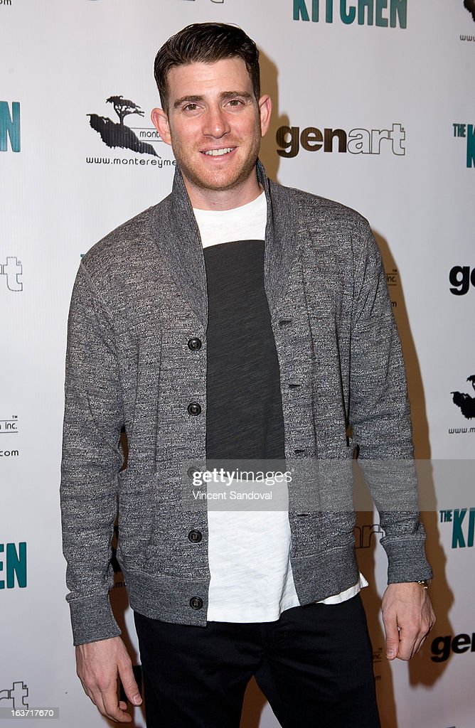 Actor <a gi-track='captionPersonalityLinkClicked' href=/galleries/search?phrase=Bryan+Greenberg&family=editorial&specificpeople=2135761 ng-click='$event.stopPropagation()'>Bryan Greenberg</a> attends the Los Angeles premiere of 'The Kitchen' at Laemmle NoHo 7 on March 14, 2013 in North Hollywood, California.