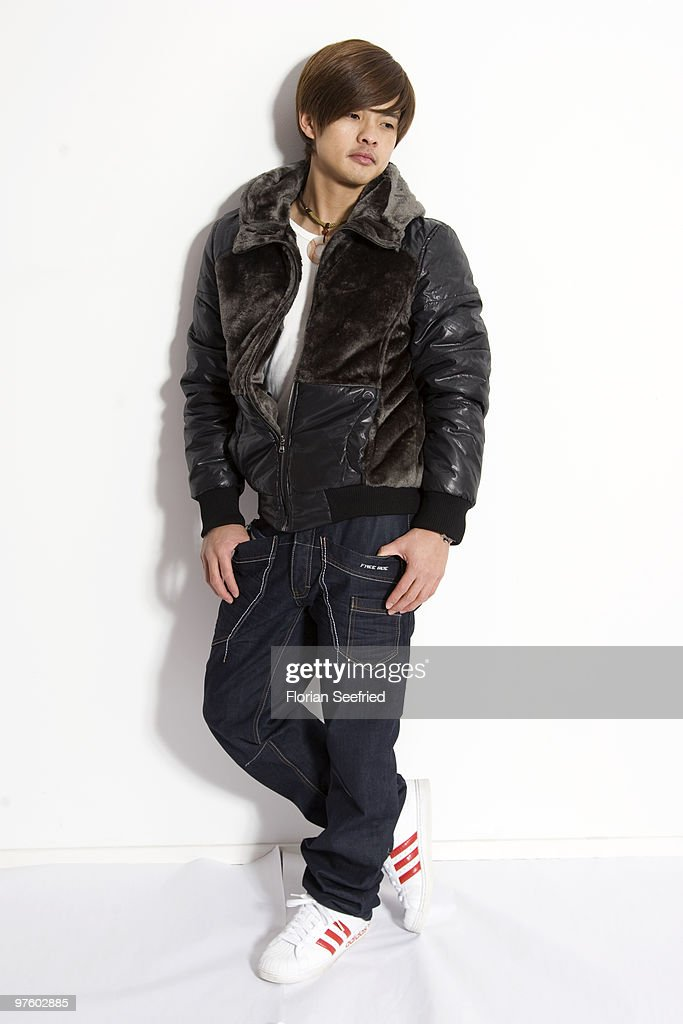Actor Bryan Pang poses for a portrait shoot during the 'Amphetamine' portrait session during the 60th Berlin International Film Festival at the Hotel Winter on February 16, 2010 in Berlin, Germany.