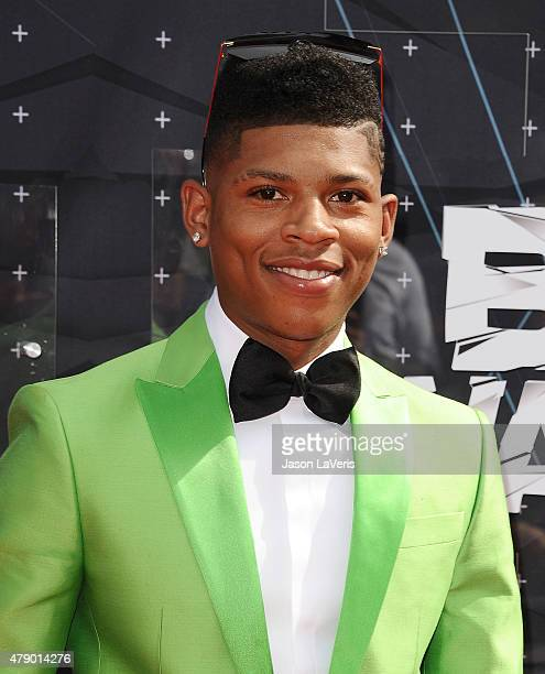 Actor Bryshere Y Gray attends the 2015 BET Awards at the Microsoft Theater on June 28 2015 in Los Angeles California
