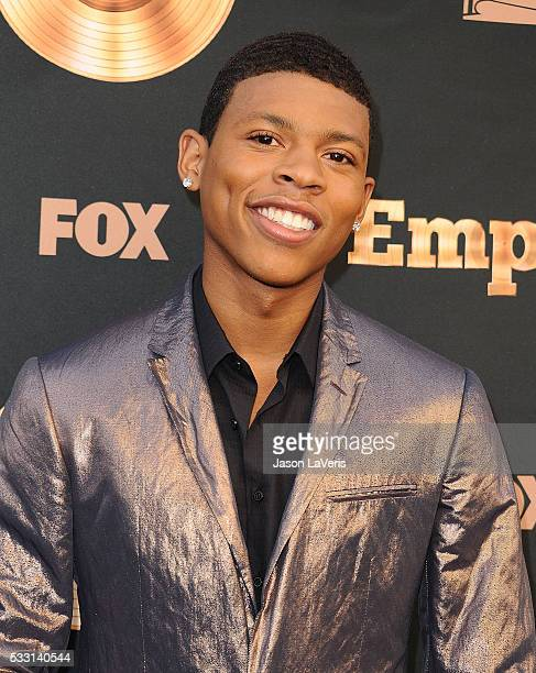 Actor Bryshere Y Gray attends the 'Empire' FYC ATAS event at Zanuck Theater on May 20 2016 in Los Angeles California