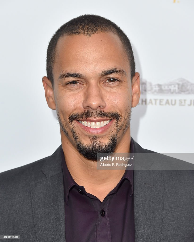 Actor Brytin James attends a cocktail reception hosted by the Academy of Television Arts & Sciences celebrating the Daytime Peer Group at Montage Beverly Hills on August 26, 2015 in Beverly Hills, California.