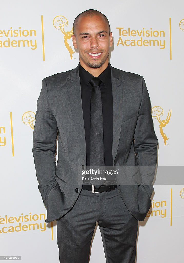 Actor Bryton James attends the Daytime Emmy Nominee Reception at The London West Hollywood on June 19, 2014 in West Hollywood, California.