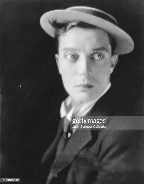 Actor Buster Keaton