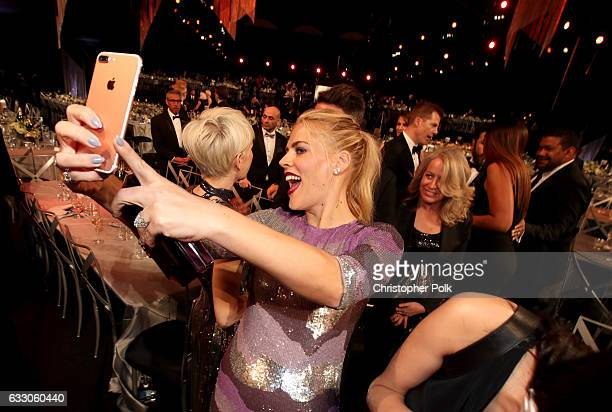 Actor Busy Philipps during The 23rd Annual Screen Actors Guild Awards at The Shrine Auditorium on January 29 2017 in Los Angeles California 26592_012