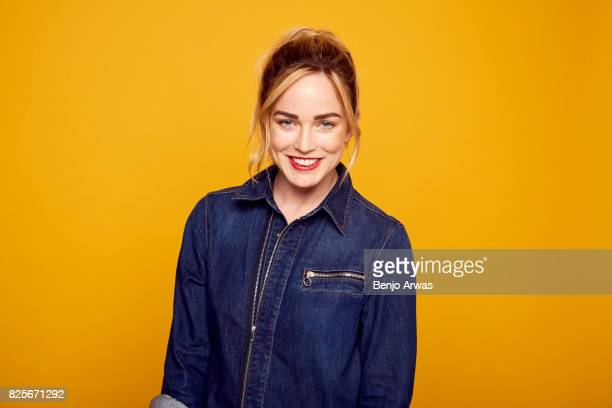 Actor Caity Lotz of CW's 'DC's Legends of Tomorrow' poses for a portrait during the 2017 Summer Television Critics Association Press Tour at The...
