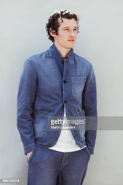 Actor Callum Turner is photographed on May 21 2017 in Cannes France