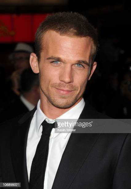 Actor Cam Gigandet arrives at the premiere of Screen Gems' 'Burlesque' at Grauman�s Chinese Theater on November 15 2010 in Los Angeles California