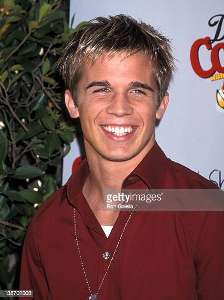Actor Cam Gigandet attends the Diet Coke with Lemon and the Cast of 'Just Shoot Me' Host Celebrity Luncheon to Benefit the USO on December 3 2001 at...