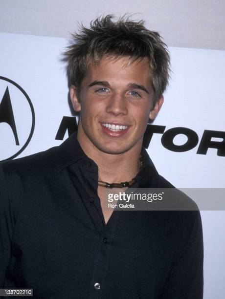 Actor Cam Gigandet attends the Motorola's Third Annual Holiday Party to Benefit Toys for Tots on December 6 2001 at The Highlands Hollywood Highlands...