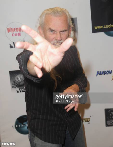 Actor Camden Toy attends WhedonCon 2017 held at Warner Center Marriott Woodland Hills on May 21 2017 in Woodland Hills California