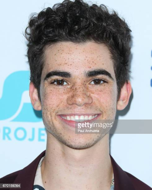 Actor Cameron Boyce attends the 8th annual Thirst Gala at The Beverly Hilton Hotel on April 18 2017 in Beverly Hills California