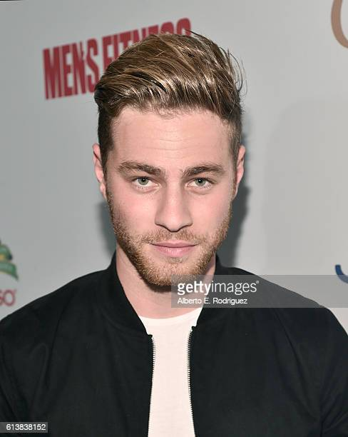 Actor Cameron Fuller attends MEN'S FITNESS Celebrates the 2016 GAME CHANGERS at Sunset Tower Hotel on October 10 2016 in West Hollywood California