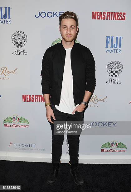 Actor Cameron Fuller attends Men's Fitness Game Changers celebration at Sunset Tower Hotel on October 10 2016 in West Hollywood California