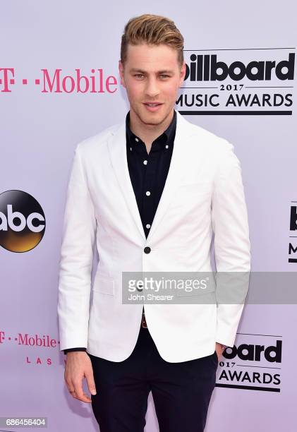 Actor Cameron Fuller attends the 2017 Billboard Music Awards at TMobile Arena on May 21 2017 in Las Vegas Nevada