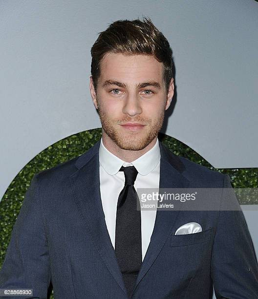 Actor Cameron Fuller attends the GQ Men of the Year party at Chateau Marmont on December 8 2016 in Los Angeles California