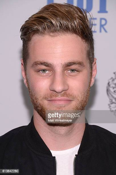 Actor Cameron Fuller attends the Men's Fitness Game Changers Celebration at Sunset Tower Hotel on October 10 2016 in West Hollywood California