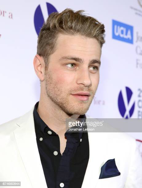 Actor Cameron Fuller attends the UCLA Jonsson Cancer Center Foundation Hosts 22nd Annual 'Taste for a Cure' event honoring Yael and Scooter Braun at...