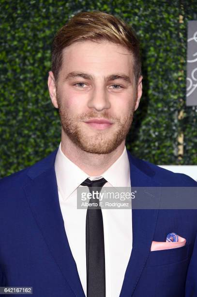 Actor Cameron Fuller attends WCRF's 'An Unforgettable Evening' presented by Saks Fifth Avenue at the Beverly Wilshire Four Seasons Hotel on February...