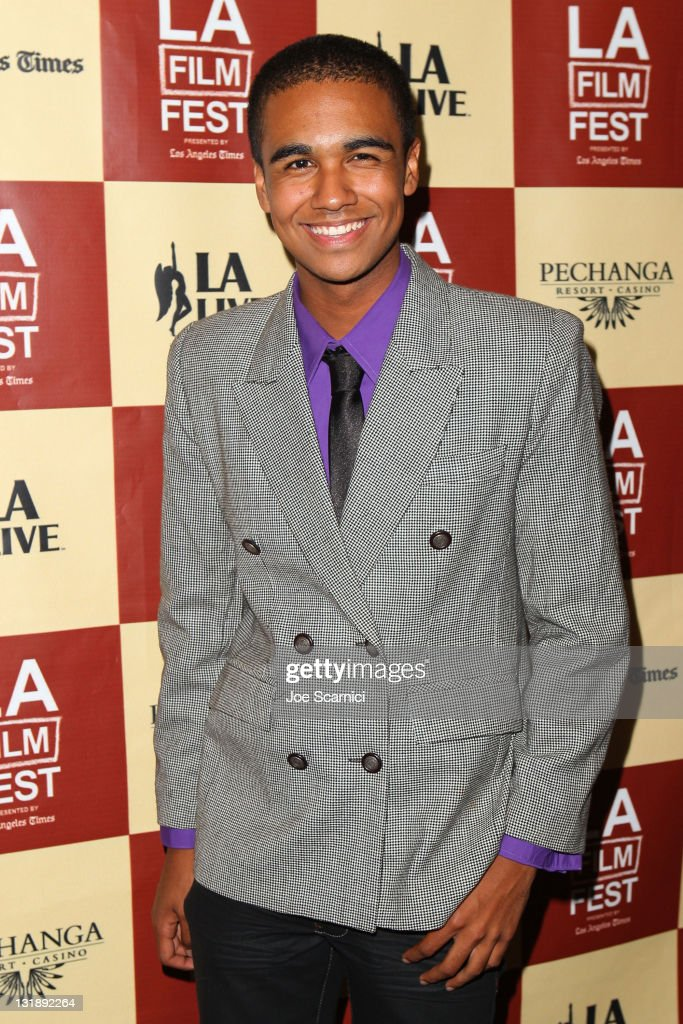 Actor Cameron Koa attends the 'Leave It On The Floor' Q & A during the 2011 Los Angeles Film Festival held at the Regal Cinemas L.A. LIVE on June 18, 2011 in Los Angeles, California.