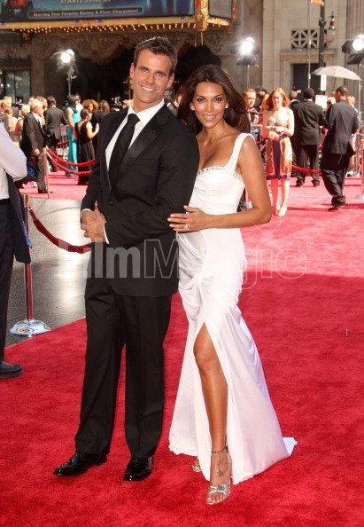 Actor Cameron Mathison And His Wife Vanessa Arevalo Arrive To The 35th Filmmagic 106225670 Vanessa arevalo mathison is currently married to cameron mathison. 2